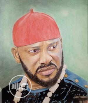 Portrait Drawing of Yul Edochie | Arts & Crafts for sale in Lagos State, Lekki
