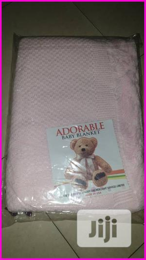 Foreign Adorable Baby Blanket | Baby & Child Care for sale in Rivers State, Port-Harcourt