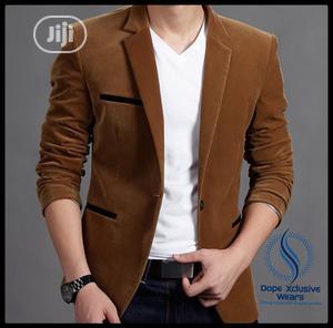 Slim Velvet Blazer   Clothing for sale in Cross River State, Calabar