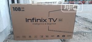 Infinix T.V Smart 43inches   TV & DVD Equipment for sale in Abuja (FCT) State, Wuse