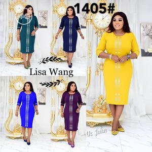 New Female Quality Fitted Gown   Clothing for sale in Lagos State, Ikeja