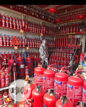 All Fire Extinguisher | Safetywear & Equipment for sale in Lagos State, Ikeja