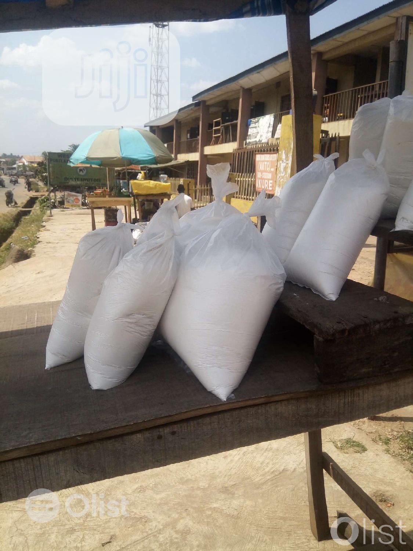 Cassava Flour (Pupuru)