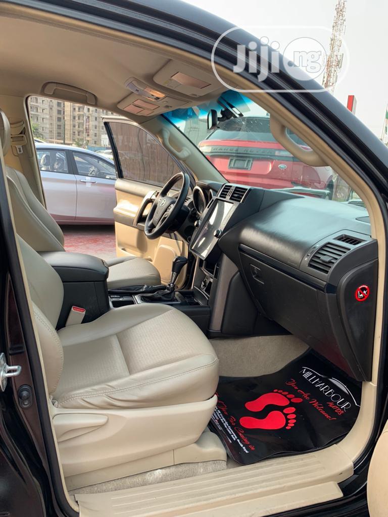 Toyota Land Cruiser Prado 2011 Black | Cars for sale in Lekki, Lagos State, Nigeria