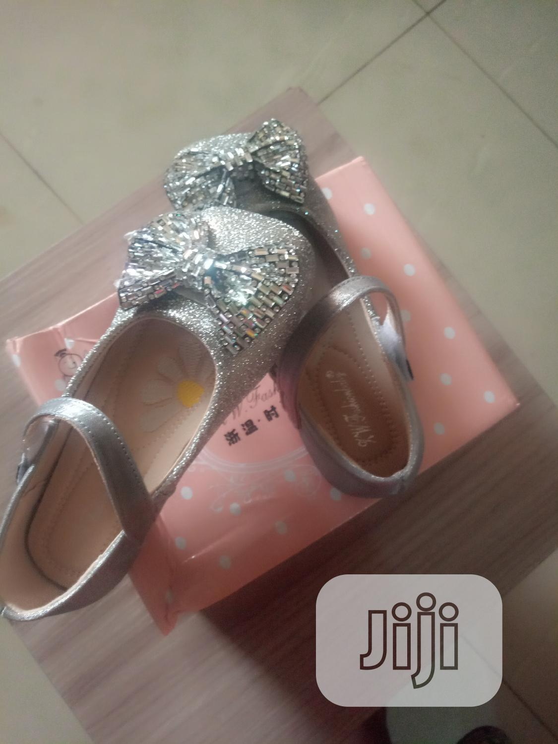Girls Beautify Flat Shoes | Children's Shoes for sale in Wuse, Abuja (FCT) State, Nigeria