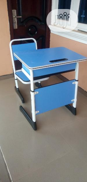 Quality Study Chair/Desk | Furniture for sale in Lagos State, Ifako-Ijaiye