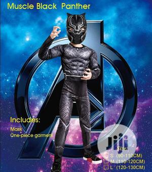 Black Panther Costume for Children   Children's Clothing for sale in Lagos State, Ikeja