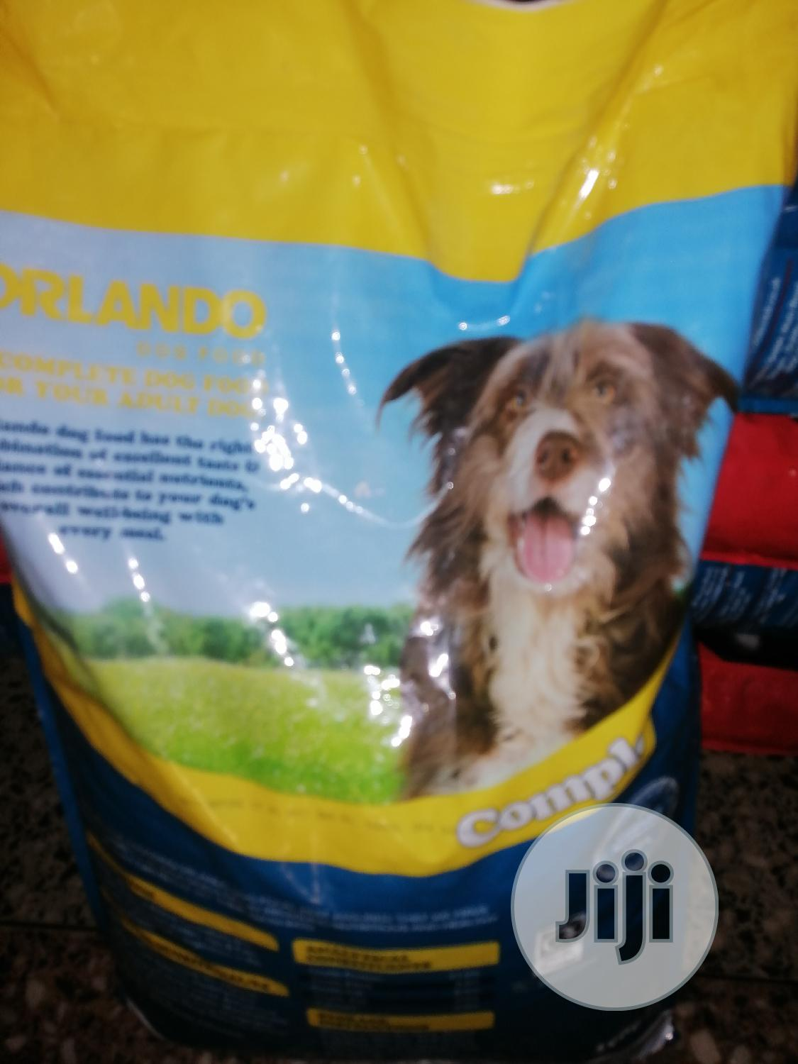 Orlando Dog Food | Pet's Accessories for sale in Surulere, Lagos State, Nigeria