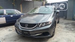 Honda Civic 2014 Gray   Cars for sale in Lagos State, Ikeja