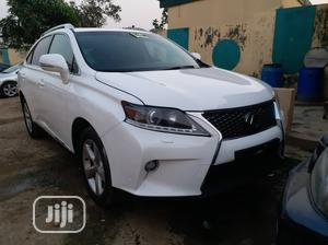Lexus RX 2015 350 FWD White   Cars for sale in Lagos State, Ojota