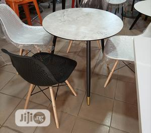 Super Quality Imported Set of Dinning Table With 4 Chairs   Furniture for sale in Lagos State, Ojo