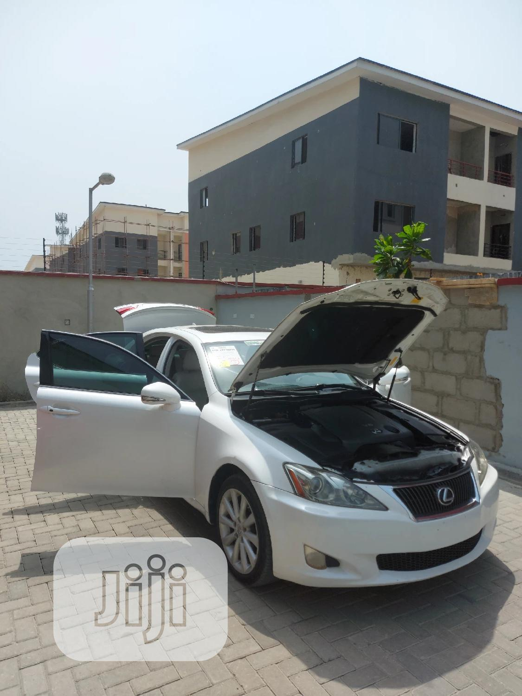 Archive: Lexus IS 2009 250 4WD White