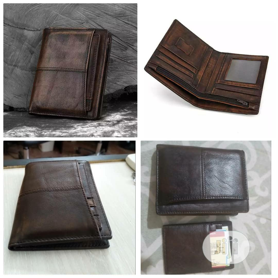 PROMO! Leather Wallet Best Quality Pure Genuine Leather