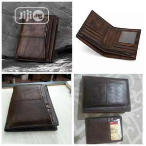 PROMO! Leather Wallet Best Quality Pure Genuine Leather | Bags for sale in Lagos State, Oshodi