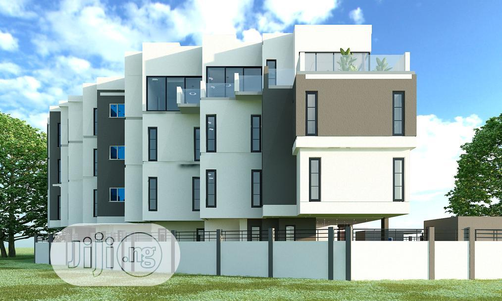 New 4/5 Bedroom Duplex With Bq At Maryland Ikeja For Sale