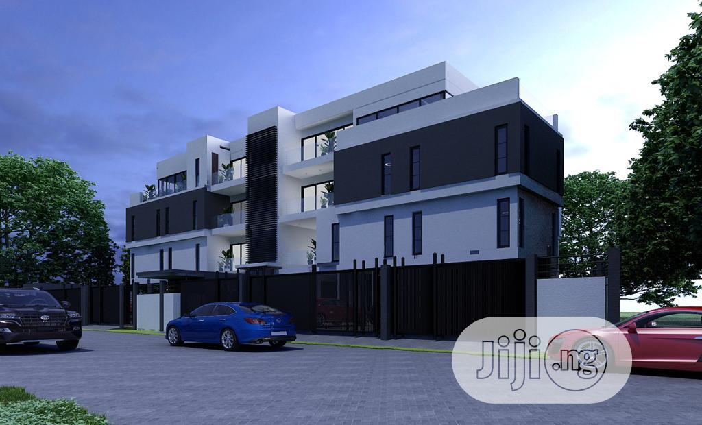 New 4/5 Bedroom Duplex With Bq At Maryland Ikeja For Sale   Houses & Apartments For Sale for sale in Ikeja, Lagos State, Nigeria
