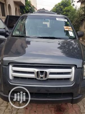 Honda Pilot 2008 Gray | Cars for sale in Lagos State, Ikeja