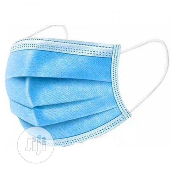 Surgical Disposable Face Nose Mask 3 Layer Protection 50pcs