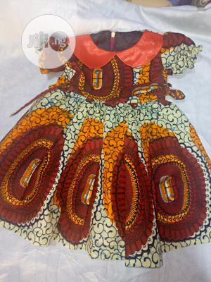 Ankara Ball Gown   Children's Clothing for sale in Abuja (FCT) State, Gwagwalada