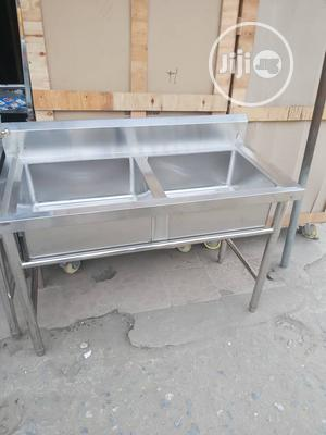 Sink Work Table | Restaurant & Catering Equipment for sale in Lagos State, Ojo