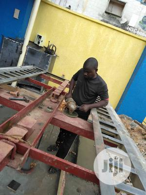 Car Lift One Pole | Heavy Equipment for sale in Lagos State, Badagry