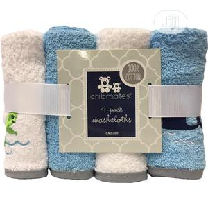 Cribmate 4 Pack Washcloth   Baby & Child Care for sale in Lagos State, Lagos Island (Eko)