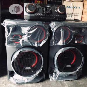 Original 3500W (Lg) Xboom Bass Blast Set Cl98 Bluetooth 2yrs   Audio & Music Equipment for sale in Lagos State, Apapa