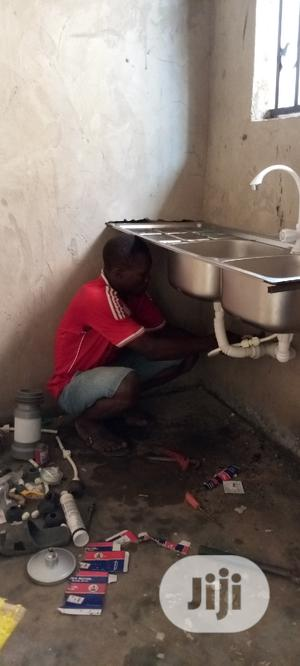 You Are Just a Dm/Call Away Contact for Plumber at Ojodu   Repair Services for sale in Lagos State, Ojodu