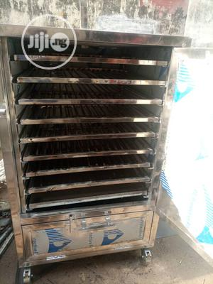 100 × 1kg Stainless Steel Interior Fish Smoking Kiln | Farm Machinery & Equipment for sale in Lagos State, Abule Egba