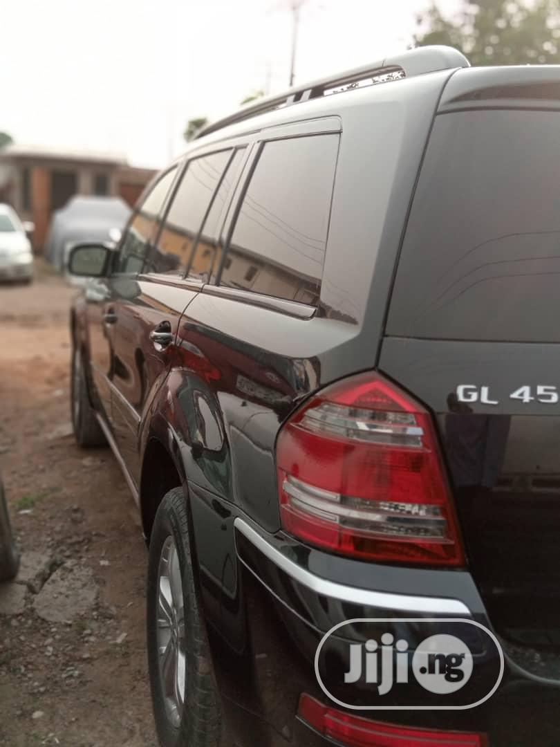 Mercedes-Benz GL Class 2007 GL 450 Black   Cars for sale in Benin City, Edo State, Nigeria
