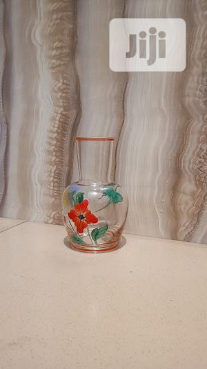 Deco Vase,Glass | Home Accessories for sale in Rivers State, Port-Harcourt