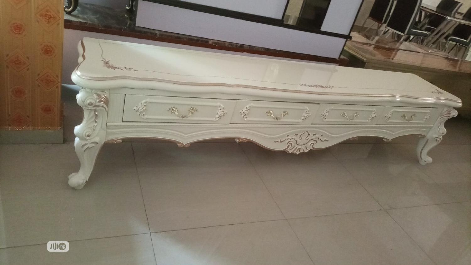 Royal Long Turkey Tv Stand | Furniture for sale in Ajah, Lagos State, Nigeria