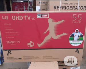 LG 55 Inches Smart TV | TV & DVD Equipment for sale in Lagos State, Amuwo-Odofin