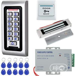 Door Access Control System Kit IP65 Waterproof Keypad RFID | Safetywear & Equipment for sale in Lagos State, Ikeja