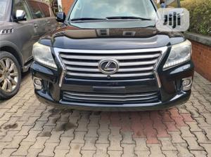Lexus LX 2014 570 Base Black | Cars for sale in Lagos State, Ikoyi