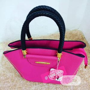 Nice Pink Hand Bag | Bags for sale in Ogun State, Ado-Odo/Ota