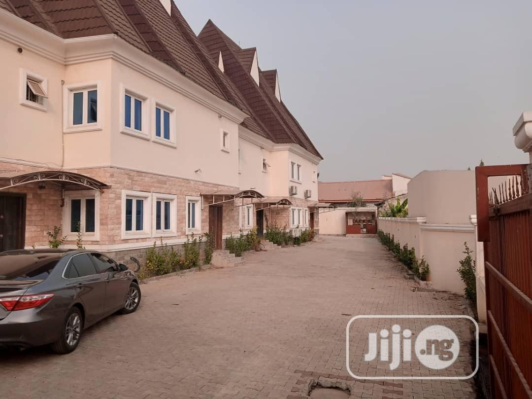 4 Bedroom Terrace Duplex With 1 Room Bq for Sale at Jabi | Houses & Apartments For Sale for sale in Jabi, Abuja (FCT) State, Nigeria