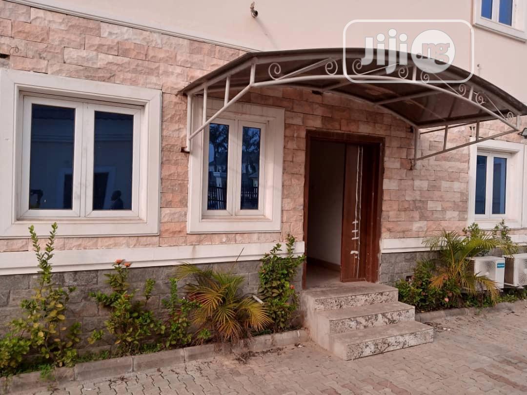 4 Bedroom Terrace Duplex With 1 Room Bq for Sale at Jabi