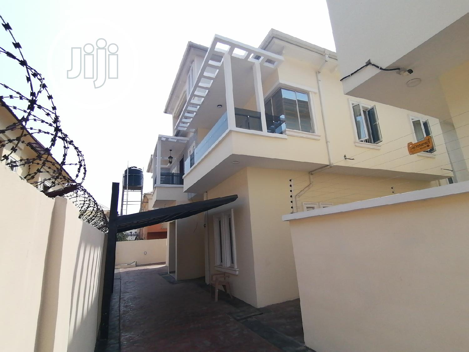 Archive: Exortic 5 Bedroom With PENT HOUSE Detached Duplex