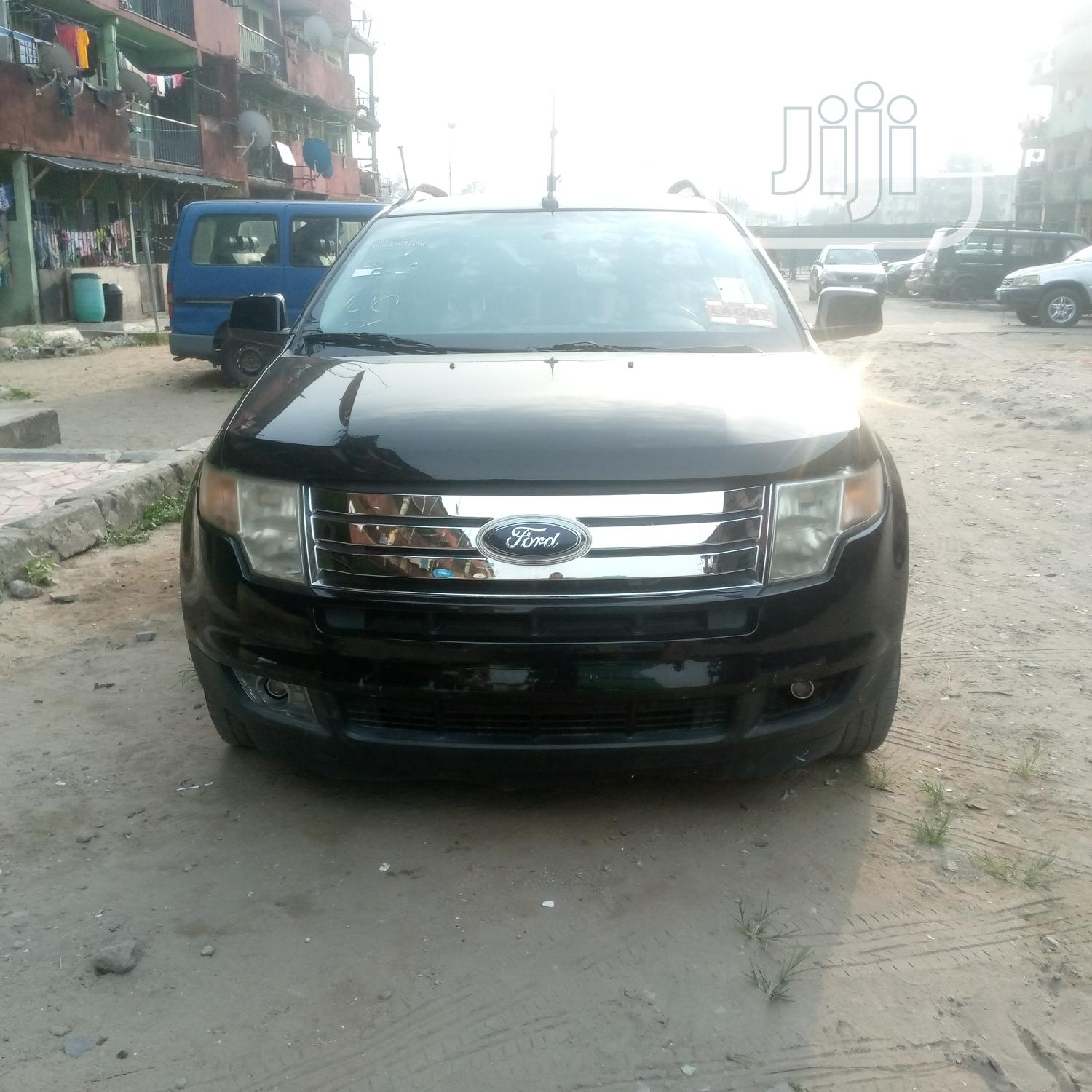 Ford Edge 2009 Black