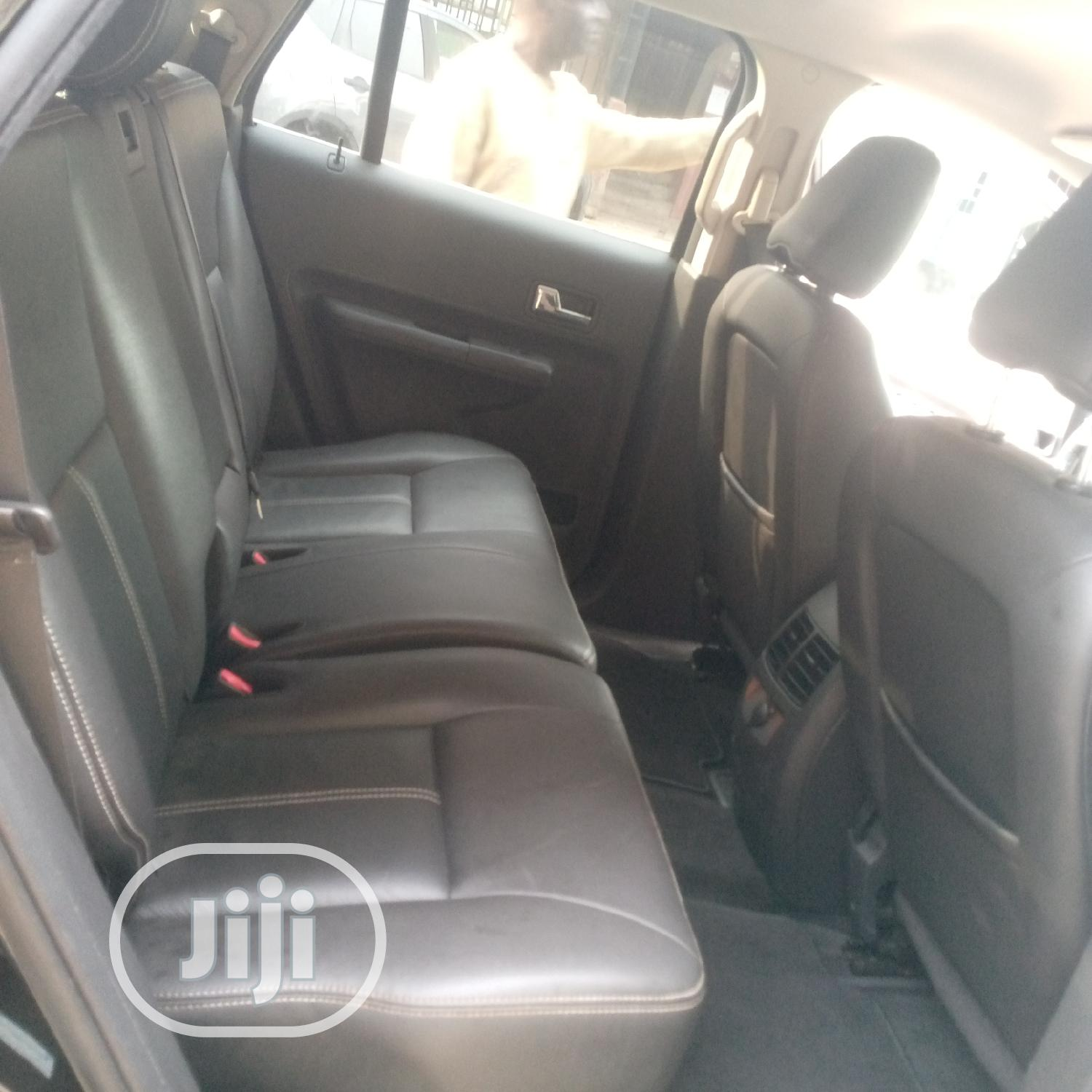 Ford Edge 2009 Black | Cars for sale in Amuwo-Odofin, Lagos State, Nigeria