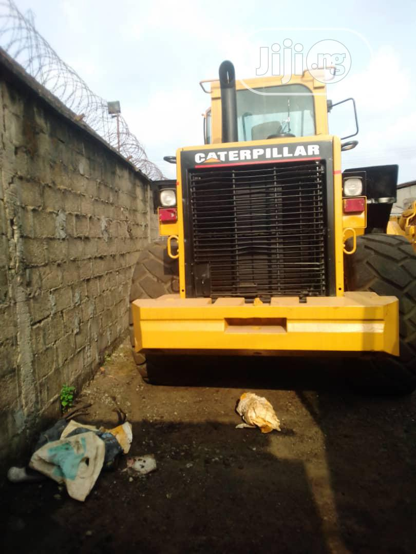 Foreign Used Cat 950f