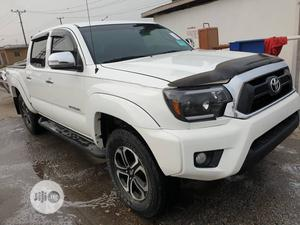 Toyota Tacoma 2015 White   Cars for sale in Lagos State, Apapa