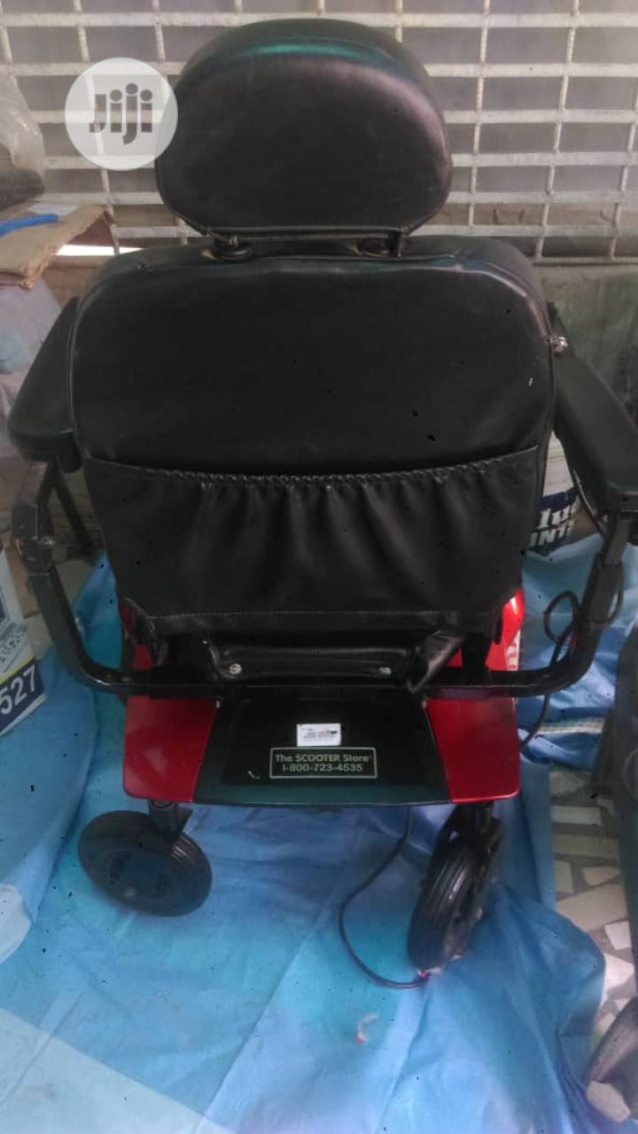 Archive: New Automatic Wheel Chair With New Full Power Battery
