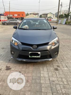 Toyota Corolla 2015 Gray   Cars for sale in Lagos State, Lekki