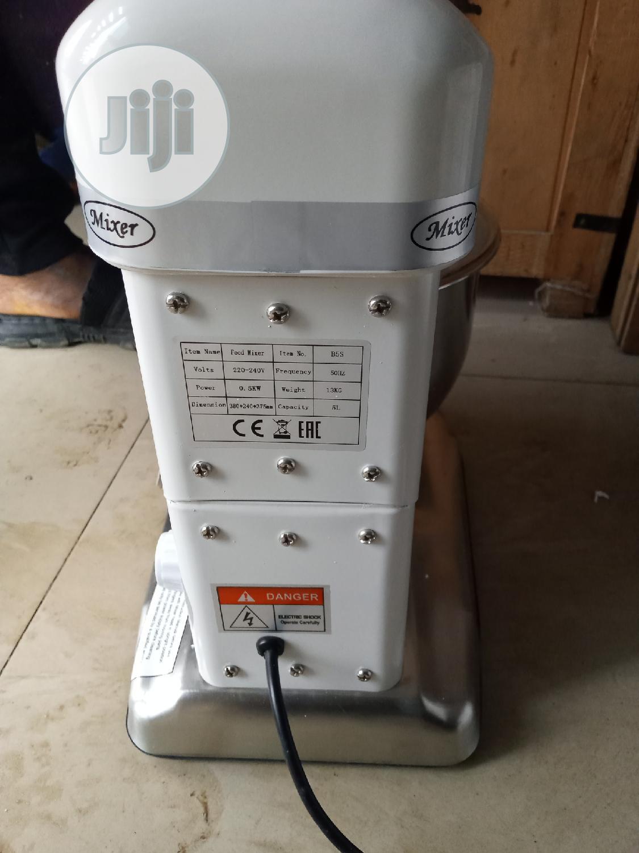 5KG Industrial Cake Mixer