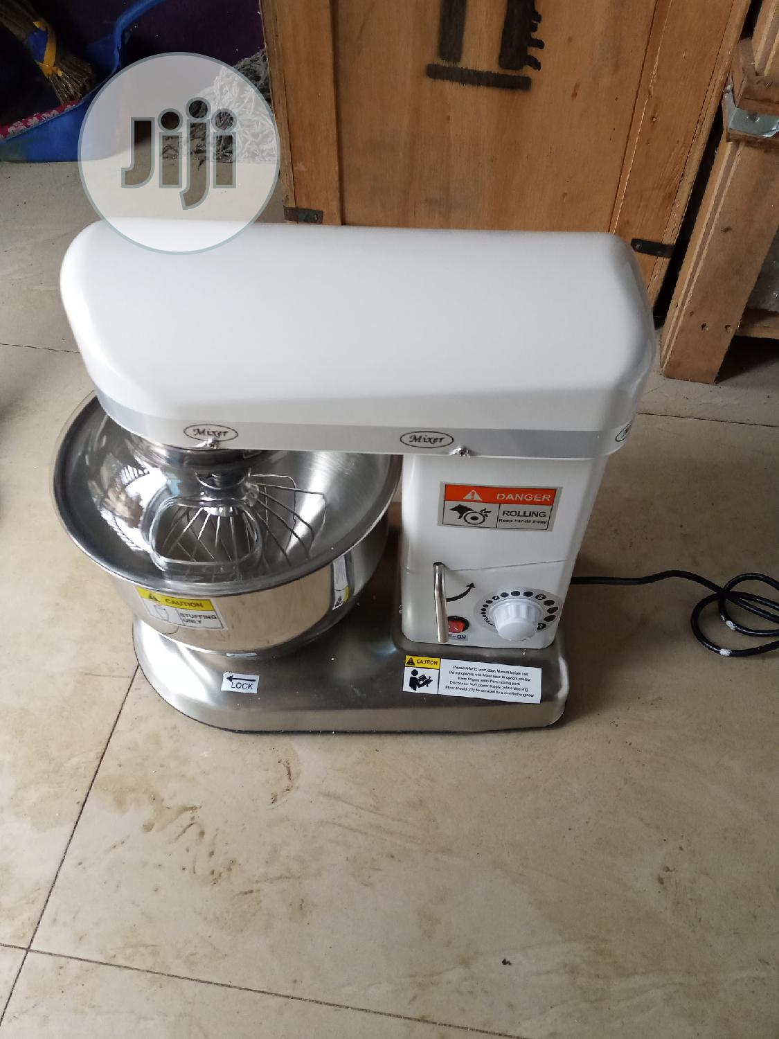 5KG Industrial Cake Mixer | Restaurant & Catering Equipment for sale in Ojo, Lagos State, Nigeria