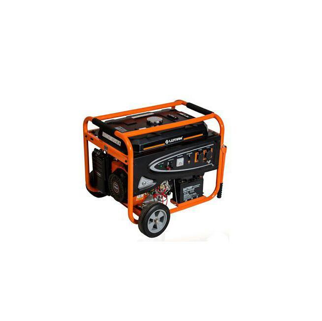 Lutian 4kva Big Generator- LT3900EN Pure 100% Copper