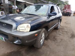 Hyundai Santa Fe 2005 GLS 3.5 L Black | Cars for sale in Lagos State, Surulere