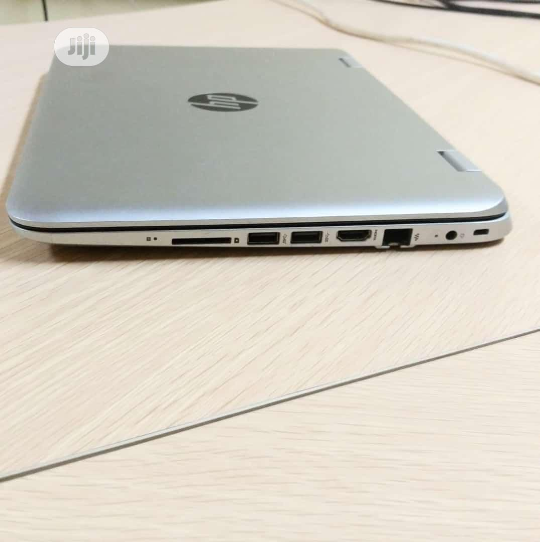 Laptop HP Pavilion X360 8GB Intel Core I3 HDD 500GB | Laptops & Computers for sale in Ikeja, Lagos State, Nigeria
